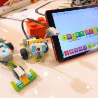 Future of learning on display at Tokyo's Educational IT Solutions Expo