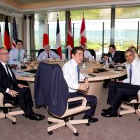 G-7 broadly agrees on ways to spur growth