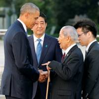 Hibakusha rate Obama's Hiroshima speech highly