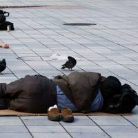 While Tokyo counts fewer homeless in daytime, advocacy group finds higher numbers at night