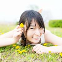 Tomoko Takebe is trying to find a husband via crowdfunding, an effort that has netted more than ¥500,000 so far. | TAKASHI ISHII