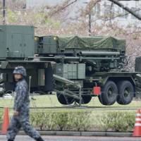 Japan has interceptors stand down as North Korea missile threat abates