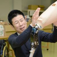 Japan prosthetics specialist Brazil-bound for sixth Paralympics stint