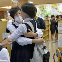 Kumamoto school system getting back on its feet