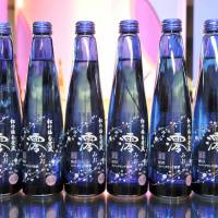 Sparkling varieties boost popularity of sake among young women, non-traditional markets