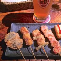 Takadanobaba Taproom: Craft beer and deep-fried morsels with a Japanese accent
