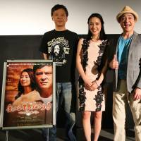 Japan's 'gatekeeper to Hollywood' Yoko Narahashi brings a playwright's final tale to the big screen with 'Hold My Hand'