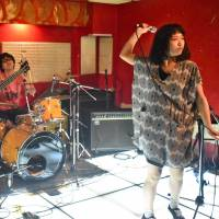 Go west: Kyoto-based O'Summer Vacation performs at Helluva Lounge in Kobe. Osaka, Kobe and Kyoto are the birthplaces of a lot of Japan's most interesting indie acts. | IAN MARTIN