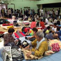 Weeks after the earthquakes, only a handful of Kumamoto's designated 176 welfare evacuation centers had accepted any evacuees with special needs. | SEAN MICHAEL WILSON