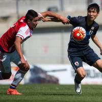 Japan loses to Paraguay in Toulon opener