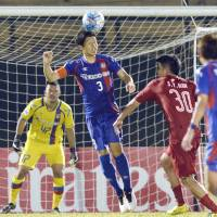 Tokyo edges Binh Duong to reach Asian Champions League round of 16