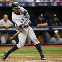 Yankees edge Rays despite being held to just one hit