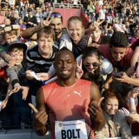 Bolt adds another title on road to Rio