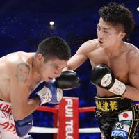 Inoue, Yaegashi retain world titles