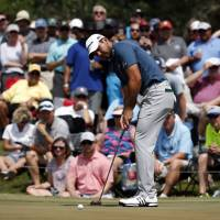 Day takes three-shot lead at Players Championship