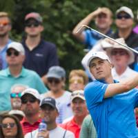 Crane, Spieth strong early