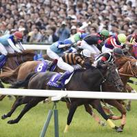 Take tastes Tenno-sho glory for seventh time