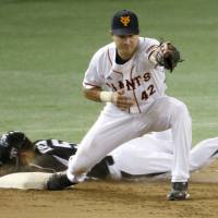 Former Yomiuri infielder Gonzalez remains close to game