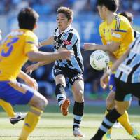 Kawasaki misses chance to move into first place after Sendai stalemate