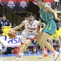 Australia crushes Japan in exhibition