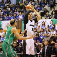 Sakuragi still going strong for SeaHorses