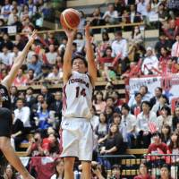 Tsuji catches fire as Brave Thunders avoid sweep in NBL Finals