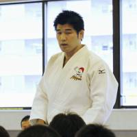 Inoue determined to help Japan keep pace in judo