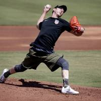Lincecum sharp in showcase