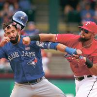 Odor punch proves showboating in Major League Baseball still a no-no