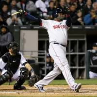 Red Sox slugger Ortiz bashes 509th career homer in victory over White Sox