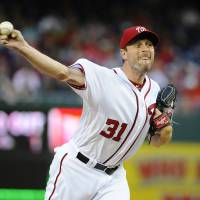 Scherzer ties MLB mark with 20-strikeout game
