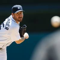 Verlander notches 2,000th career K during win over Twins