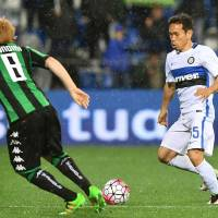 Nagatomo pleased with season at Inter