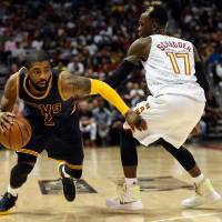 Cavs sweep past Hawks to reach conference finals
