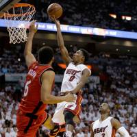 Heat beat Raptors to force Game 7