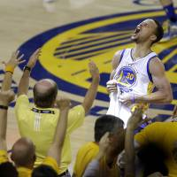 Warriors sink Thunder in Game 7 to reach NBA Finals