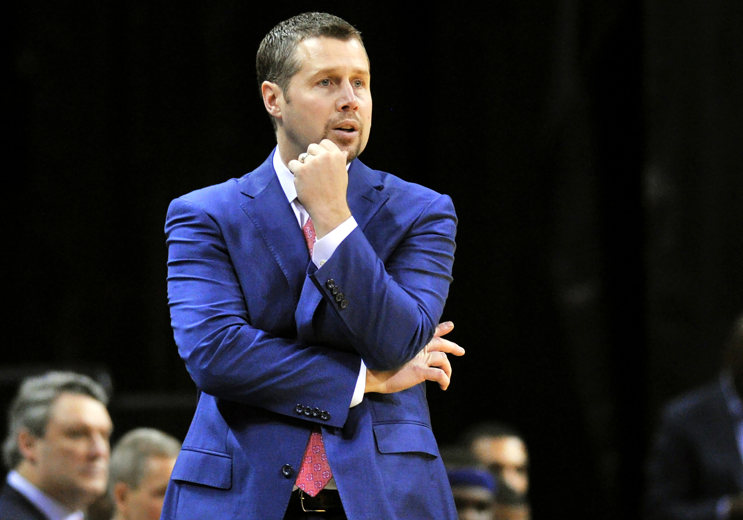 Dave Joerger lasted three seasons as the Memphis Grizzlies head coach. These days, it was a typical short stint for an NBA bench boss.   AP
