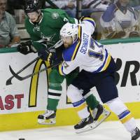 Blues put away Stars in Game 7 rout