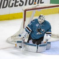 Sharks dominate Preds in Game 7