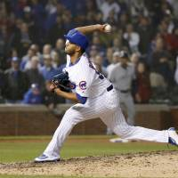 Streaking Cubs top Padres for eighth-straight victory