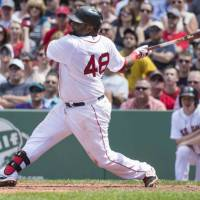 Sandoval to have surgery on shoulder, may be out for season