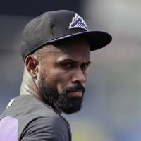 Reyes banned through May under MLB domestic violence policy