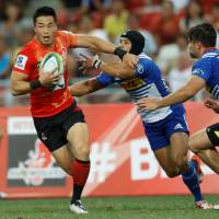 Last-minute try forces Sunwolves to settle for draw with Stormers