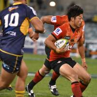 Japan sets squad for tests against Canada, Scotland