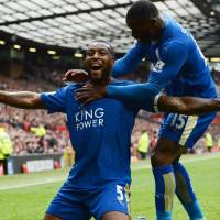 Leicester two points away from title after draw