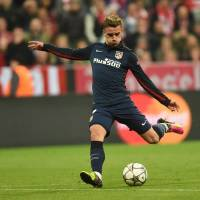 Atletico ousts Bayern to reach Champions League final