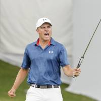Spieth wins in Texas for first time on PGA Tour