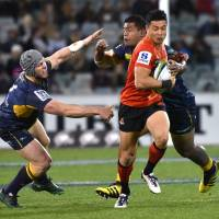 Sunwolves flattened by stampeding Brumbies