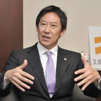 Sports Agency chief Suzuki getting to grips with task