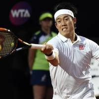 Nishikori raring to go in Paris